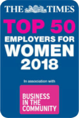 Fidelity International in India - top 50 employers for women 2018
